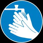 Une des règles de base en hygiène : Se laver les mains